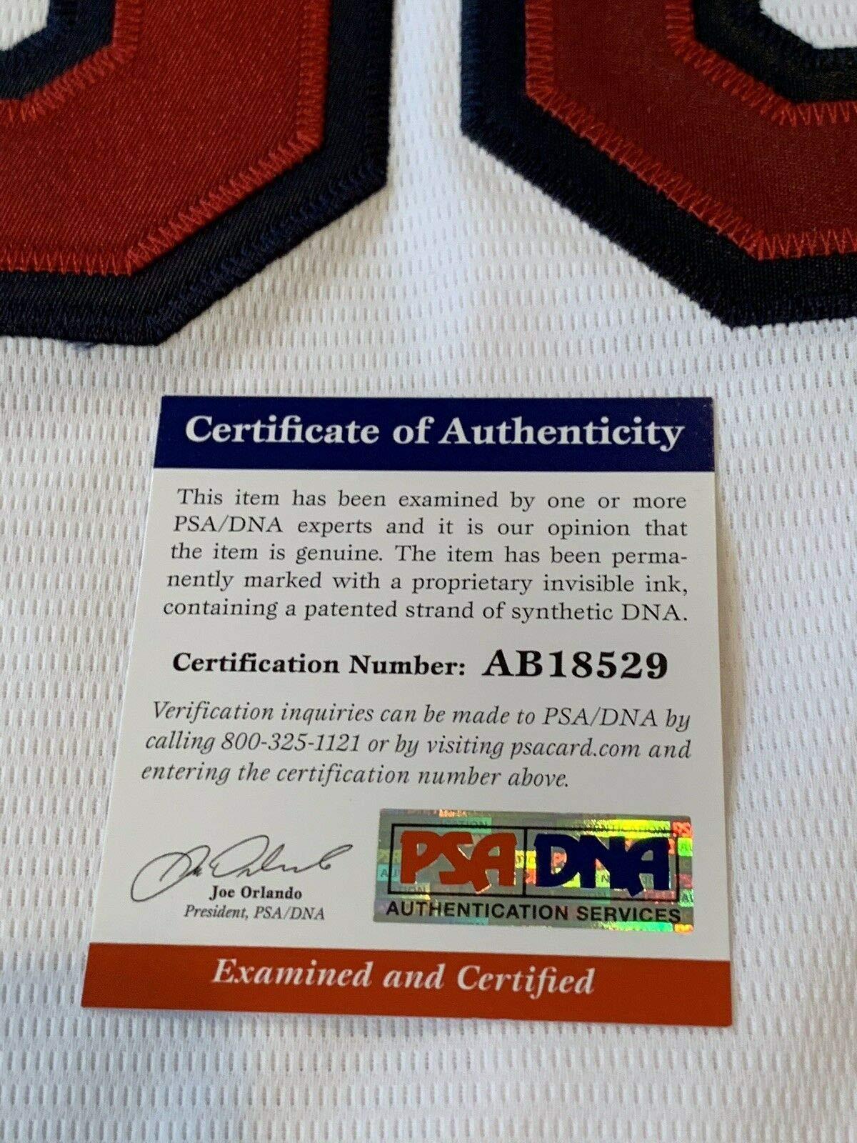 Joe Kelly Autographed Signed Jersey Memorabilia PSA/DNA COA Boston Red Sox