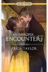 An Improper Encounter (The Macalisters Book 3) Kindle Edition