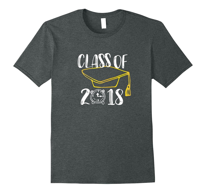 Class of 2018 T Shirt Kindergarten Tassel Preschool Student
