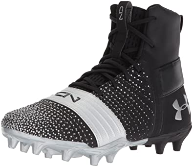 e3e61b73c Under Armour Boys  C1N MC Jr. Football Shoe