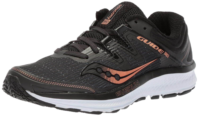 Black Denim Saucony Women's Guide ISO Running shoes