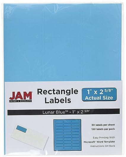 amazon com jam paper shipping address labels standard mailing