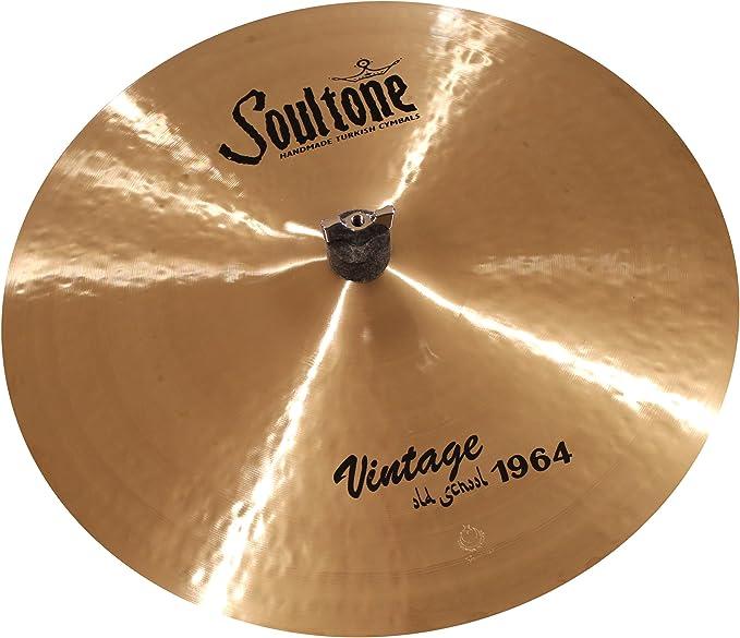 Soultone Cymbals NTR-CRR18-18 Natural Crash Ride