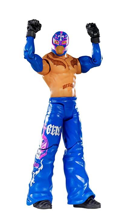 WWE Rey Mysterio Figure Series #12