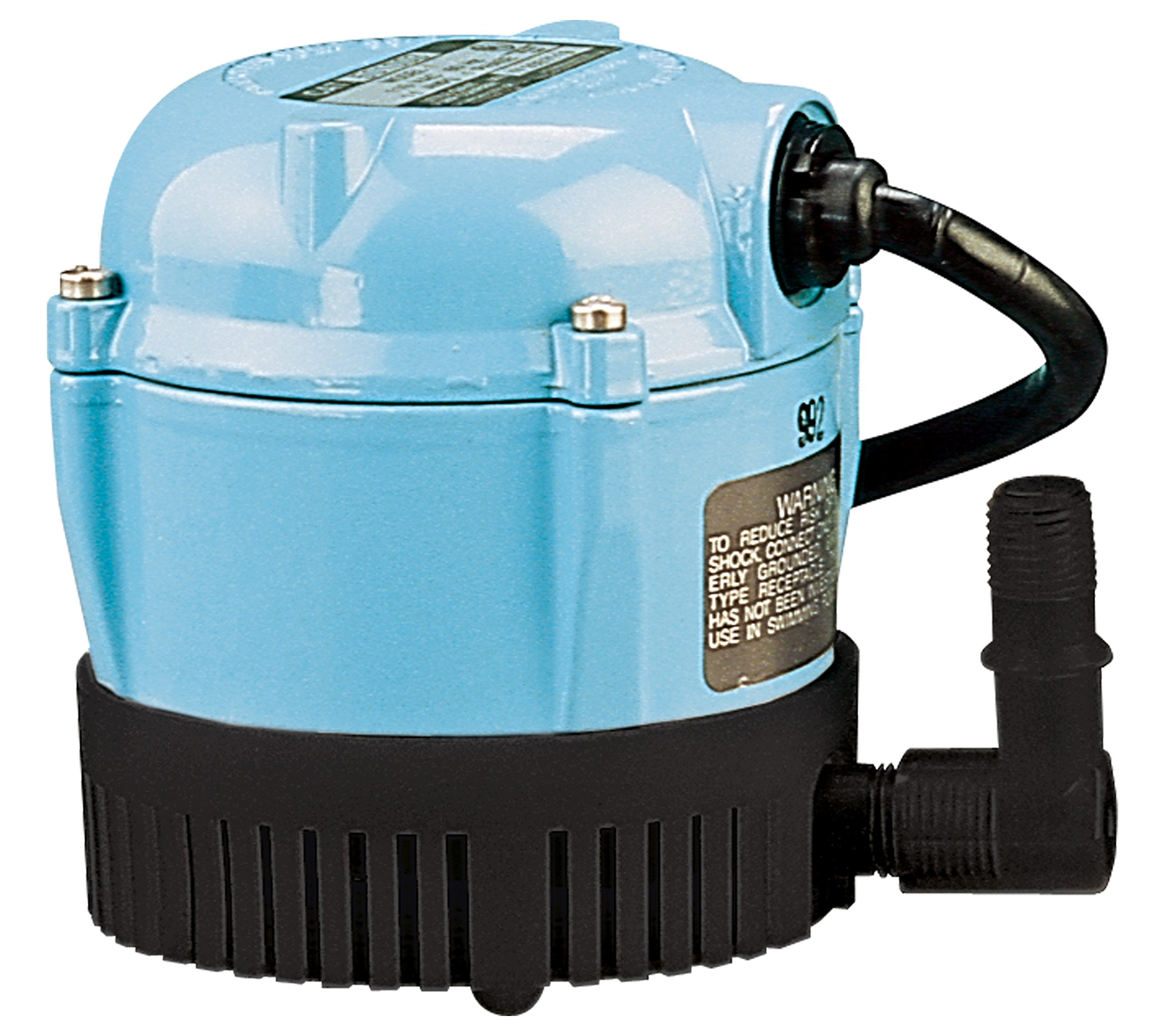 Little Giant 500203 Lubricated Pump, Permanently Oiled Direct Drive Pump, 1-A 170 GPH by LITTLE GIANT