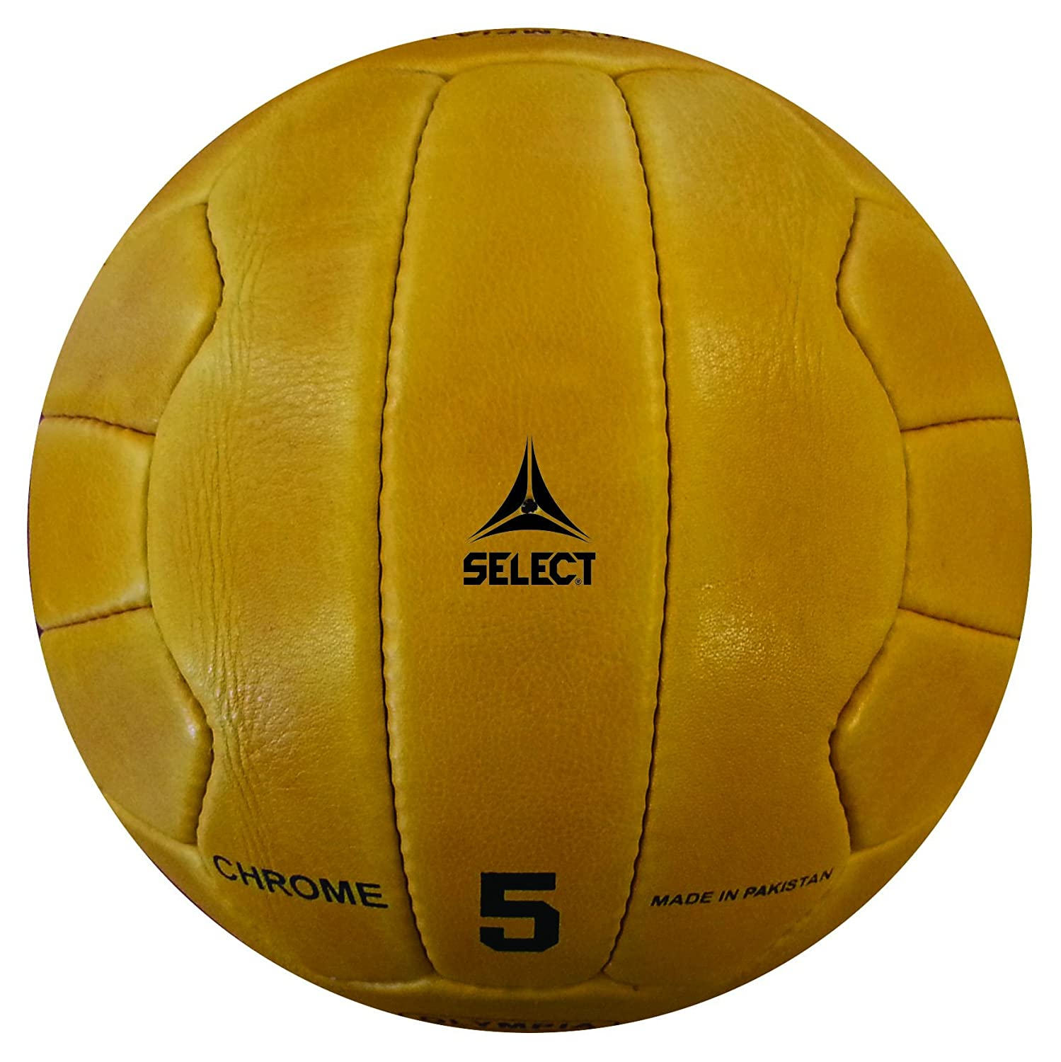 Select Sport America 1950 Leather Soccer Ball Size 5