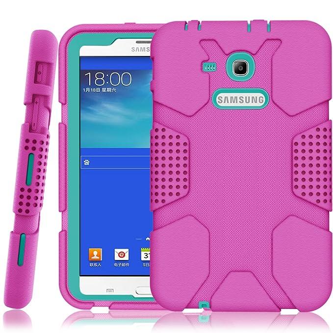 Funda para Samsung Galaxy Tab E Lite 7.0, Carcasa para ...