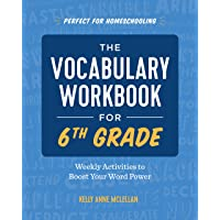 Vocabulary Workbook for 6th Grade: Weekly Activities to Boost Your Word Power