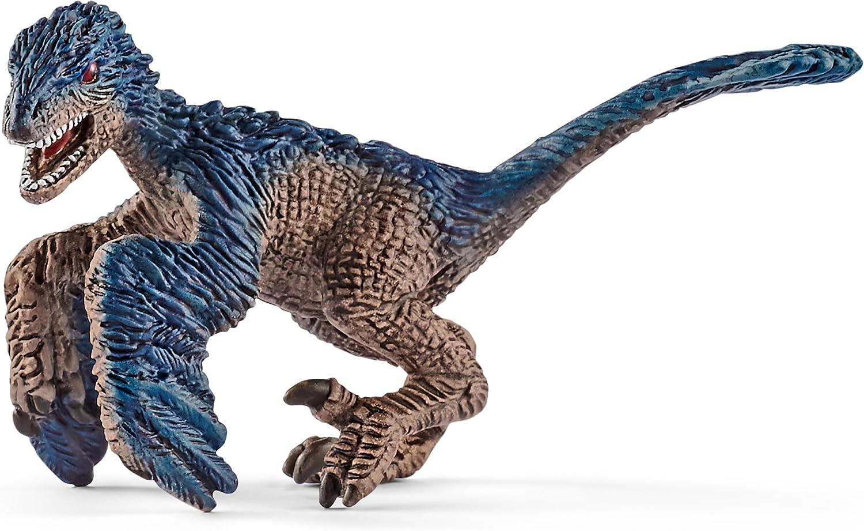Schleich Sammelfigur Dinosaurier Dimorphodon und Therizinosaurus 41425