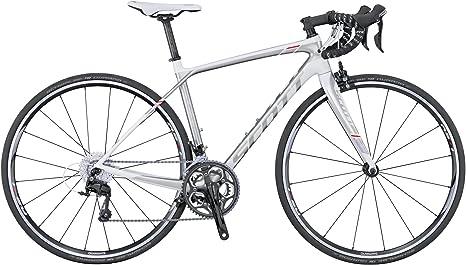 Bicicleta Mujer Carretera - Scott Contesa Solace 25 S: Amazon.es ...