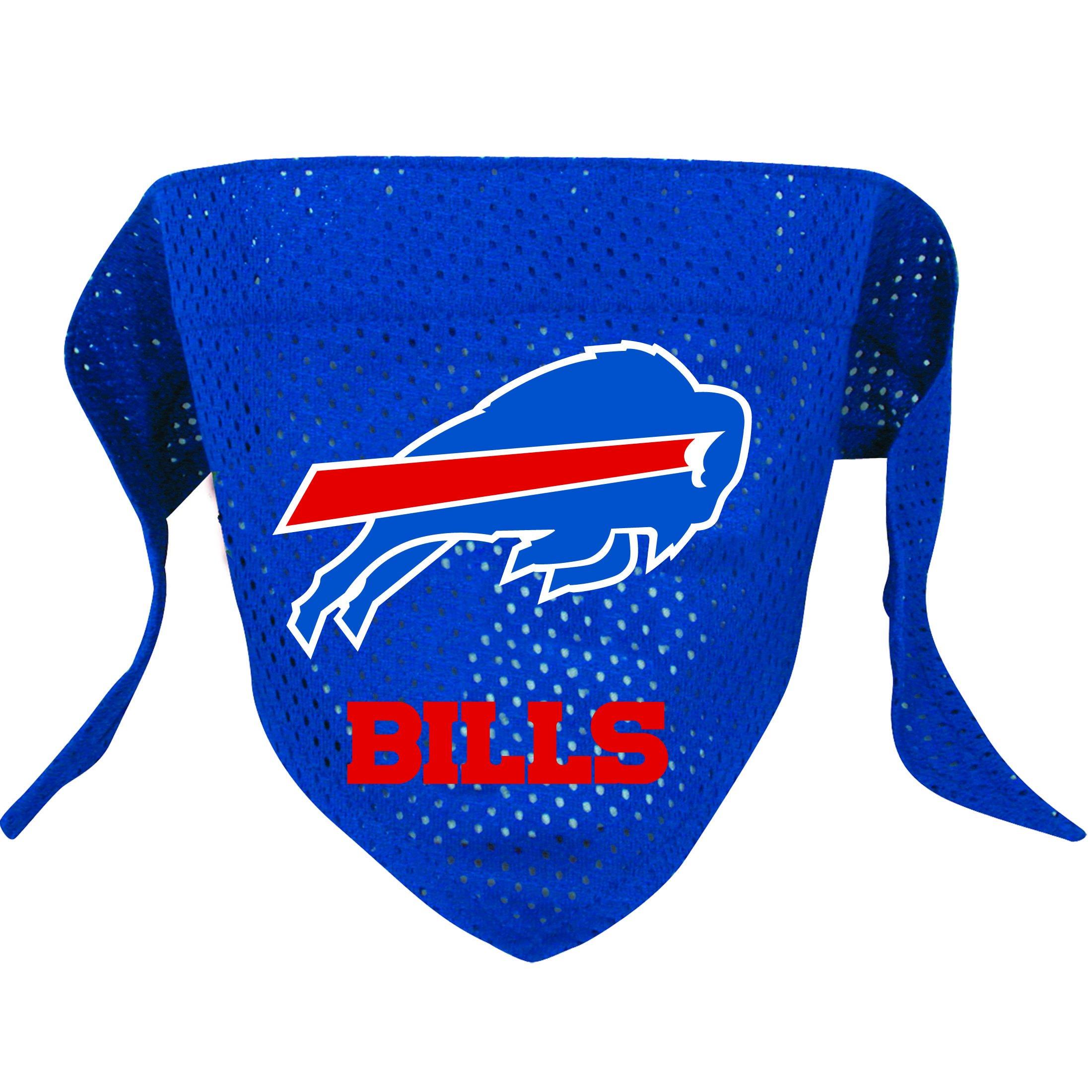 Hunter MFG Buffalo Bills Mesh Dog Bandana, Small