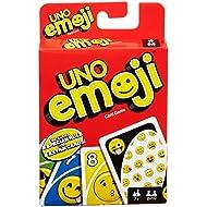 Mattel Games UNO Emoji Card Game