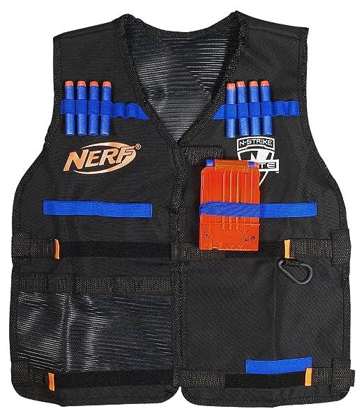 52 opinioni per Nerf A0250148- Gilet tattico N-Strike Elite