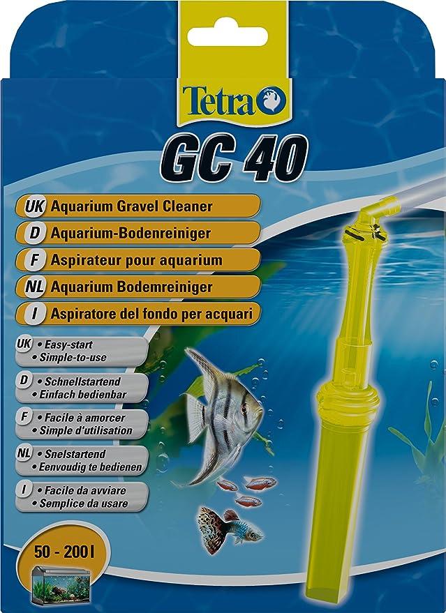 Tetra GC Limpiafondo confortable GC 40: Amazon.es: Productos para mascotas