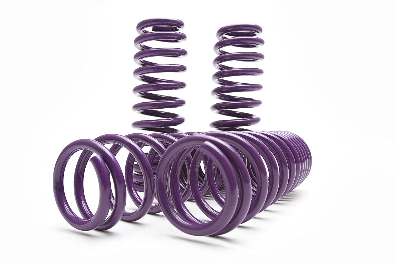 """Camry D2 PRO Lowering Springs 2./""""F//2.0/""""R 2018"""