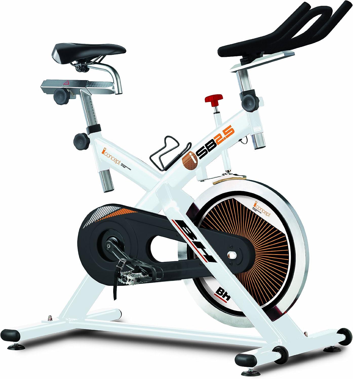 BH Fitness - Bicicleta Indoor H9174 I.Sb2.5: Amazon.es: Deportes y ...