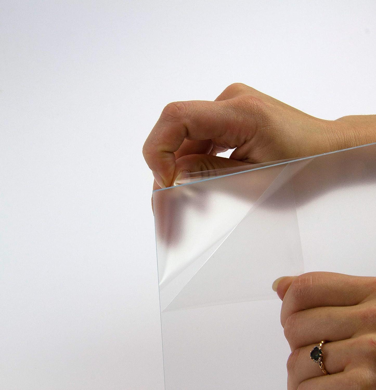 Homedeco-24 Acrylglas 1 mm klar Platte Zuschnitt in verschiedenen Gr/ö/ßen 100x100 cm Hier