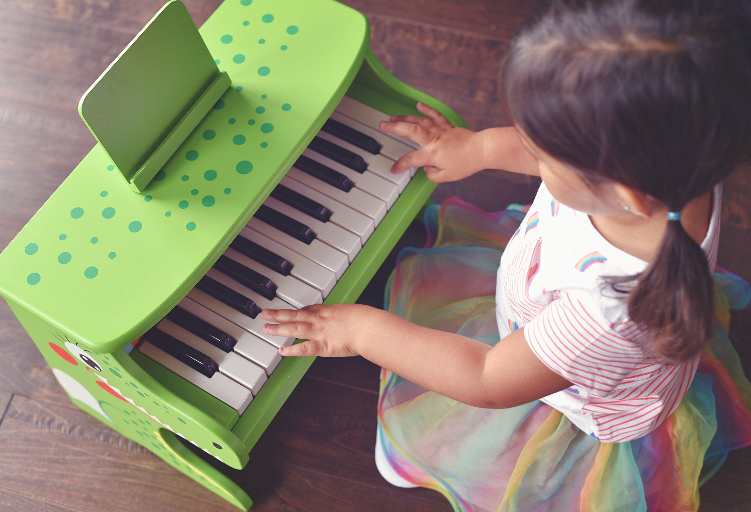 Schoenhut 652730251421 Alligator Piano