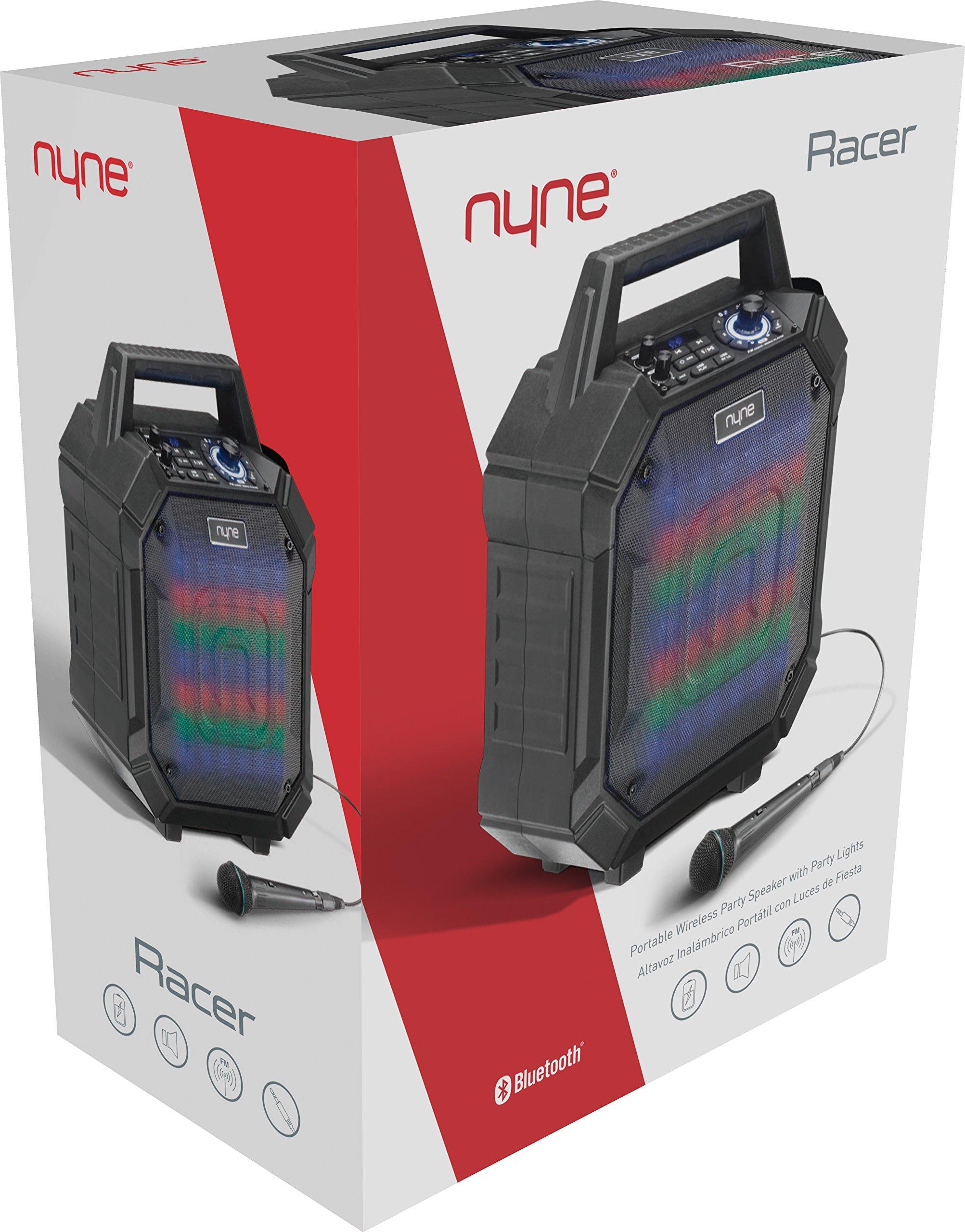 NYNE Multimedia RACER - 1.5'' - Black
