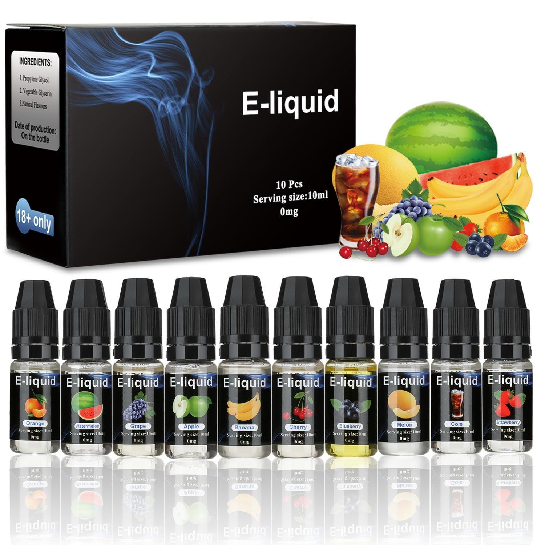 Vape Liquid nikotinfrei