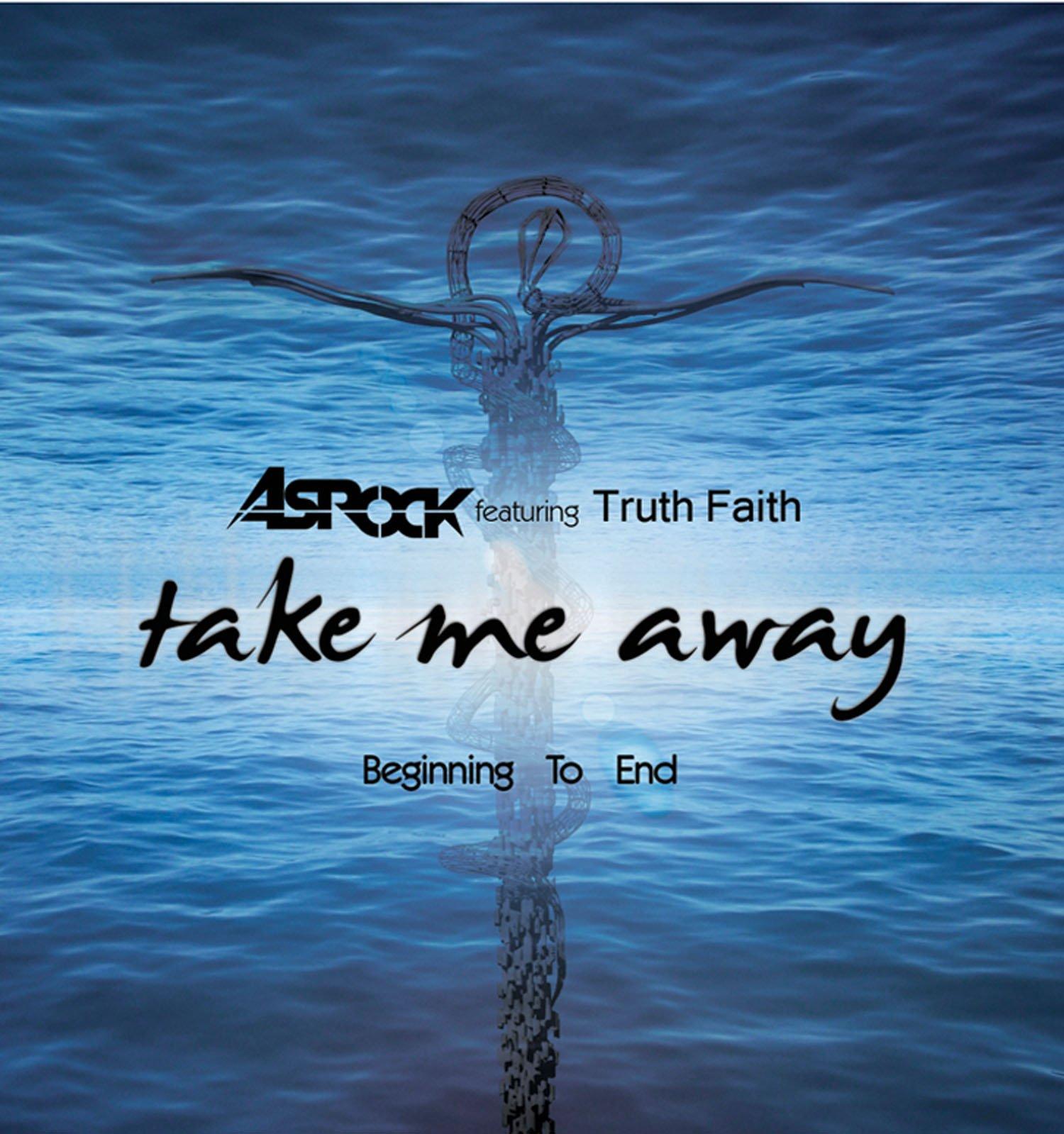 CD : Asrock - Take Me Away/ Beginning To End (CD)