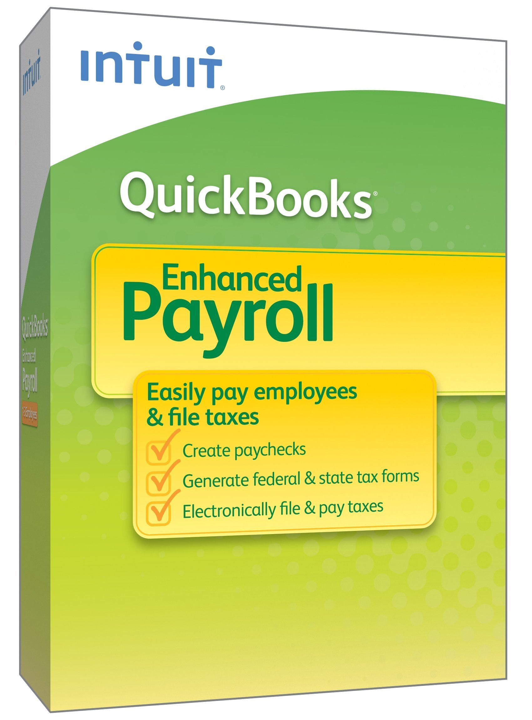 QuickBooks Enhanced Payroll 2011 - [Old Version] by Intuit