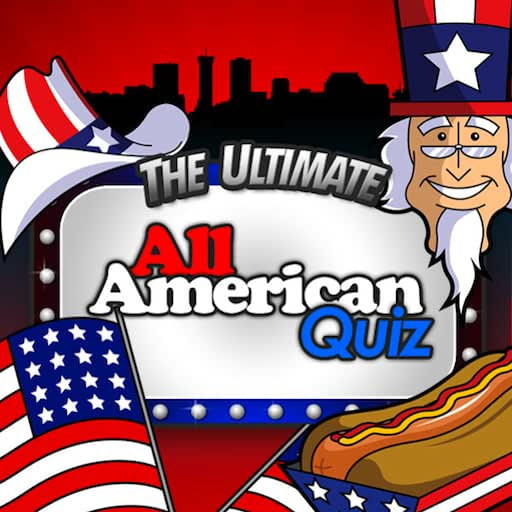 Ultimate All American Quiz (Kindle Tablet Edition)