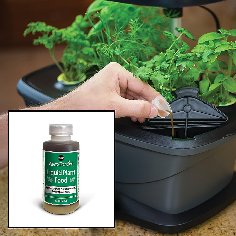 AeroGarden Liquid Nutrients (4 oz)