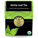 Nettle Leaf Tea - Organic Herbs - 18 Bleach Free Tea Bags