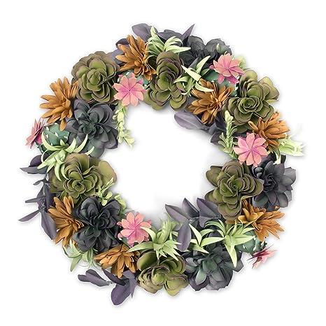 Buy Sizzix Klizardi Diy Kit Succulent Wreath Kl Online At