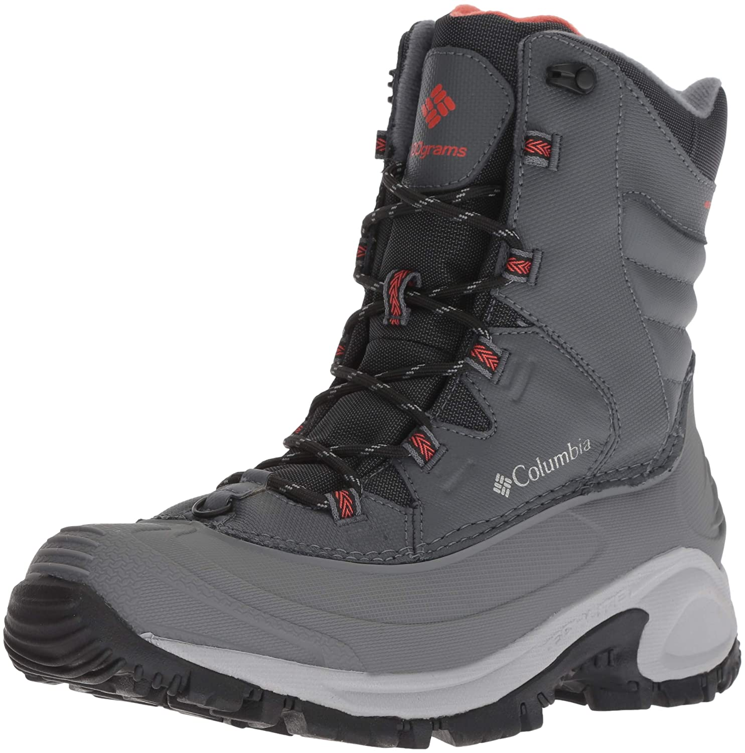 Graphite Red Canyon Columbia Women's Bugaboot III Boot