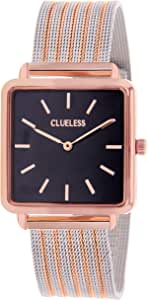 Clueless Analog Square Casual Watch, for Women - BCL10144-803