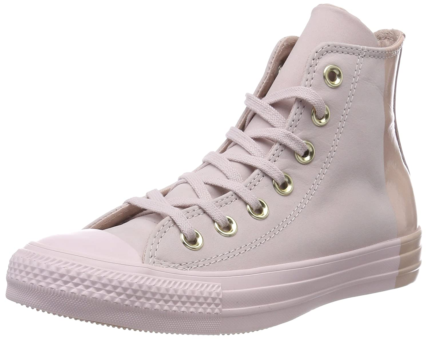 Converse Unisex-Erwachsene CTAS Hi Fitnessschuhe  45.5 EU|Pink (Barely Rose/Barely Rose 653)
