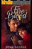 Fire in the Blood: A Rosmorna Books' Feel Good Novel