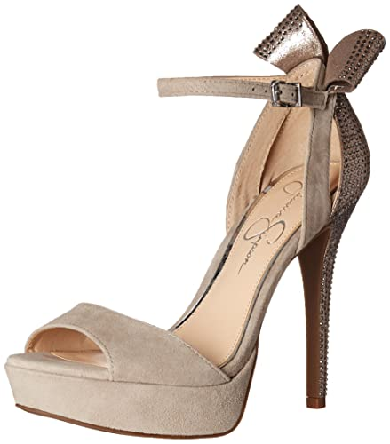0520279180c Jessica Simpson Women s Baani Dress Pump Warm Stone 8.5 ...