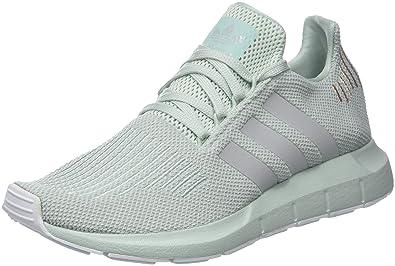 adidas Women s Swift Run Trainers Black  Amazon.co.uk  Shoes   Bags 202c4784b5669