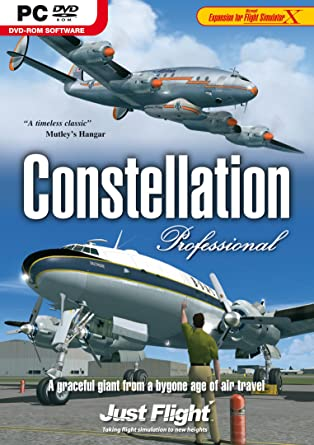 Constellation Professional Add-On for FSX (PC DVD): Amazon