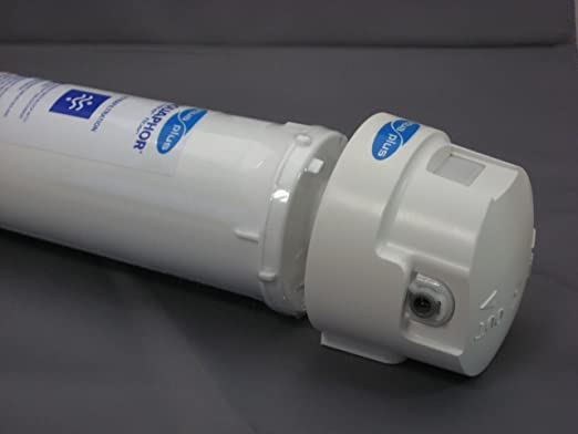 A partir de agua con filtro higiénico con estación AQUA-PLUS