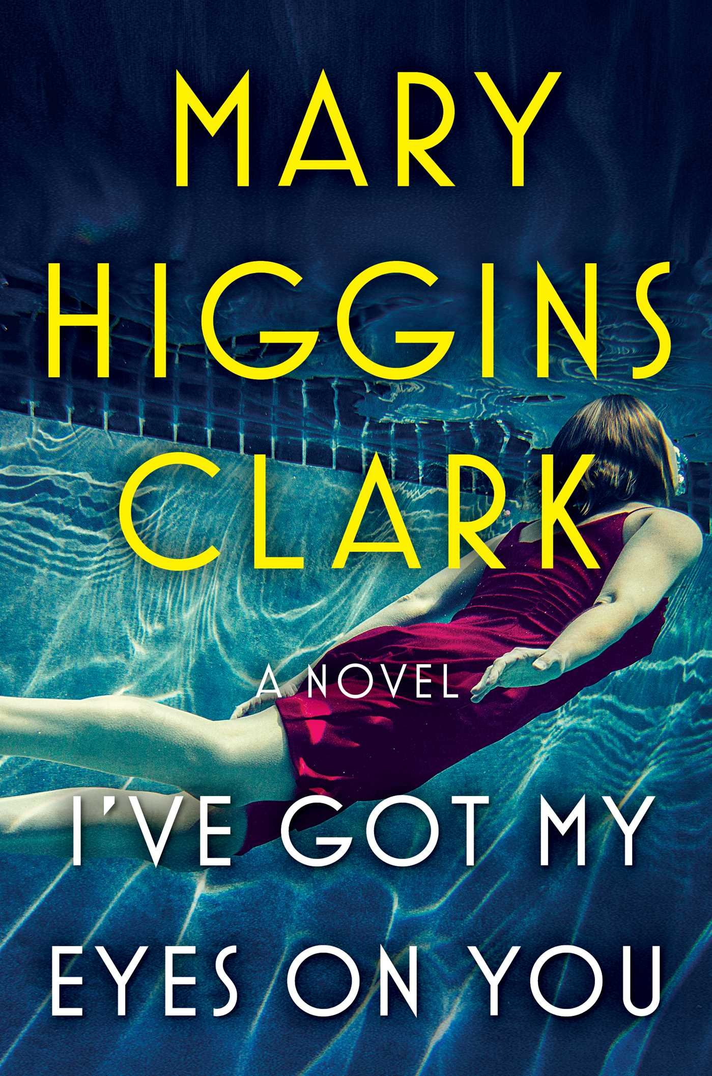 Image result for mary higgins clark i've got my eyes on you
