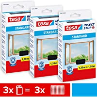 Tesa Insect Stop Standard - Mosquitera para ventanas