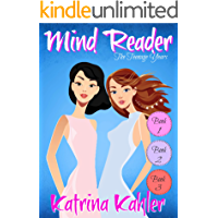 Mind Reader - The Teenage Years: Books 1- 3