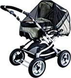 Sunnybaby - Universal-Insektenschutz passend für Kinderwagen, Sportwagen, Jogger und Reisebett