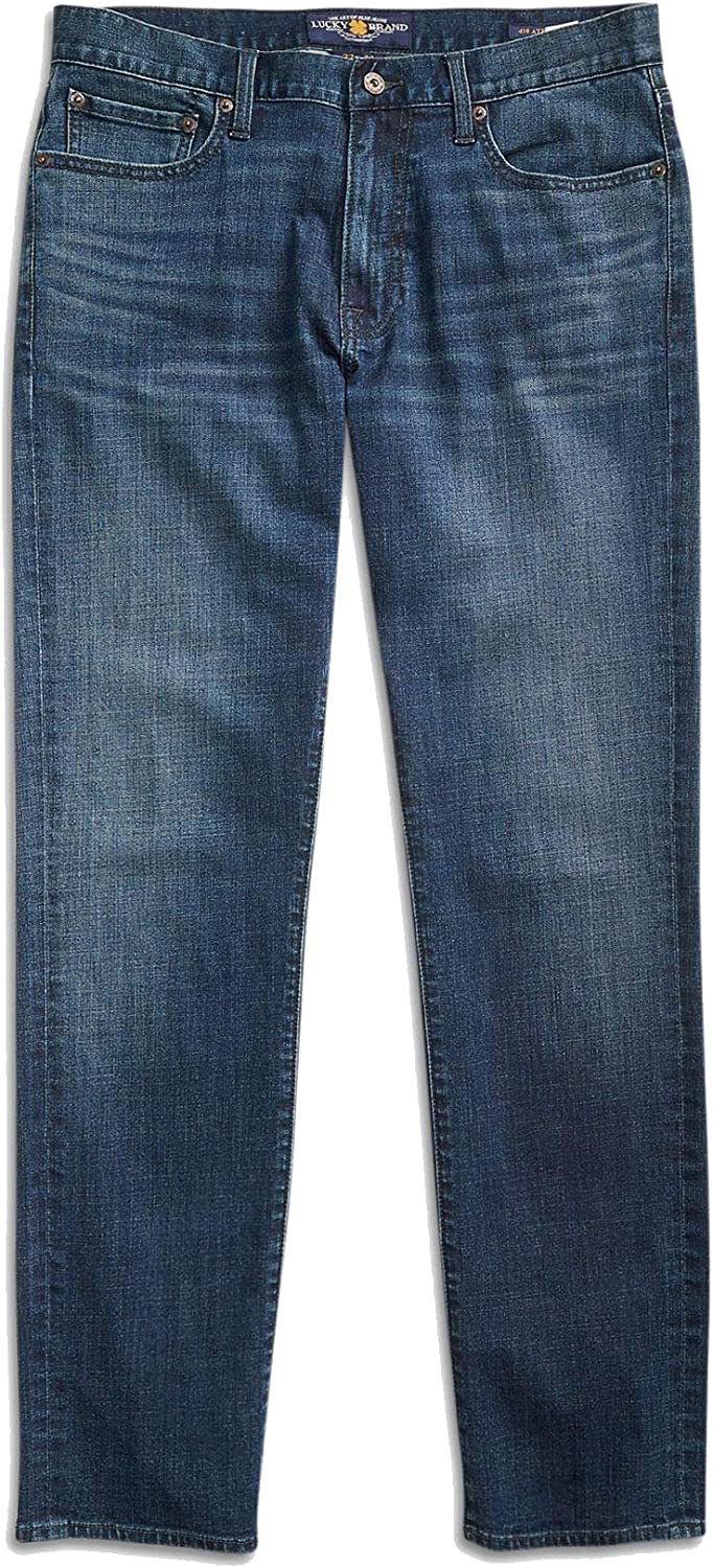 Lucky Brand Mens 410 Athletic Jean