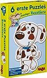 Haba - 6 Premiers Puzzles - Les Animaux Domestique