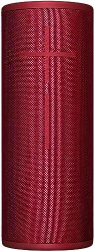 Ultimate Ears MEGABOOM 3 Portable Waterproof Bluetooth Speaker – Sunset Red