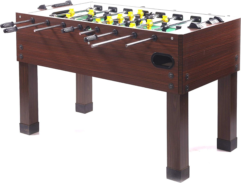 Ding Li Sport DLFS G001 - Mesa de futbolín: Amazon.es: Deportes y aire libre