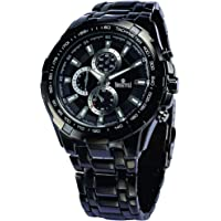 BRITTON Swisstyle Analogue Black Dial Men Watch