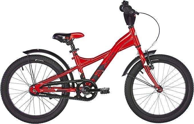 S.Cool Xxlite 18 - Bicicleta Infantil, Infantil, XXlite 18, Red ...