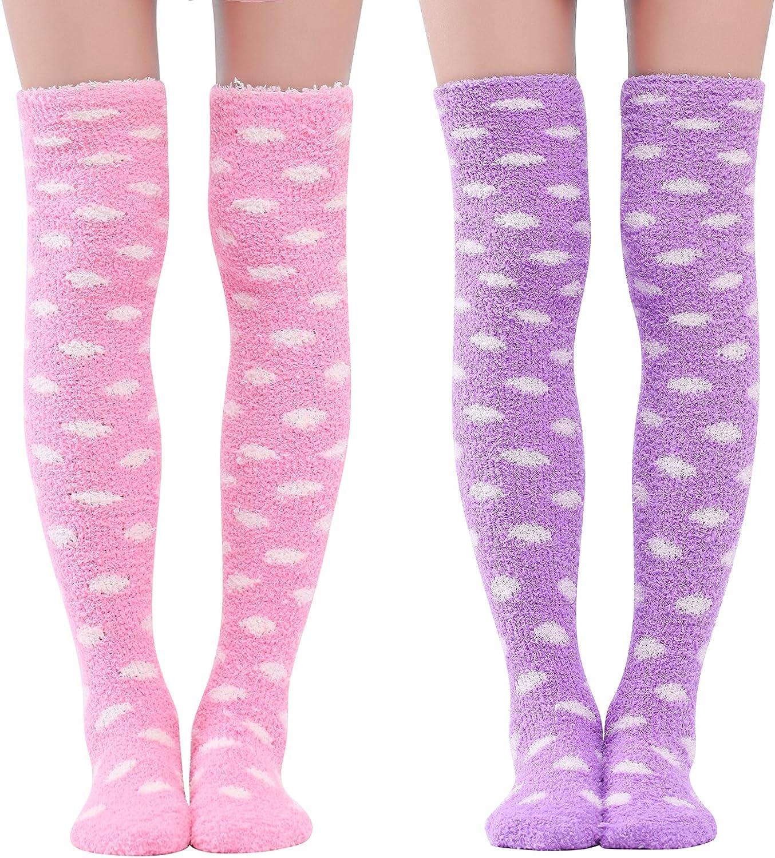 LittleForBig - Calcetines hasta la rodilla - para mujer