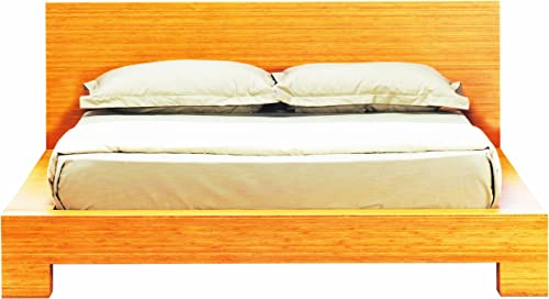 GREENINGTON LLC Orchid Bamboo Platform Bed